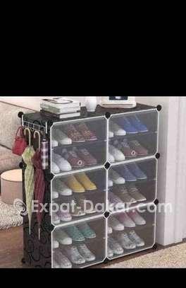 Rangement chaussure 24 paires image 1