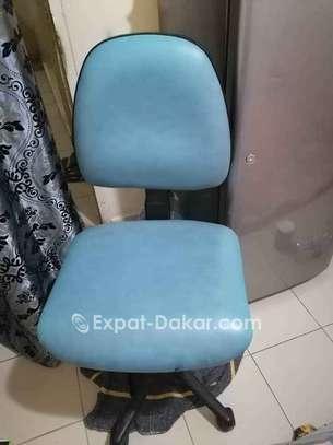 Chaise en cuir image 2