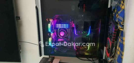 Mega PC professionnel core i9 Aorus Master image 4
