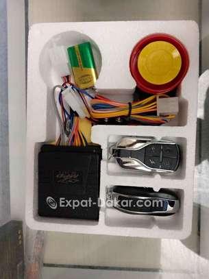 Système alarme moto image 1