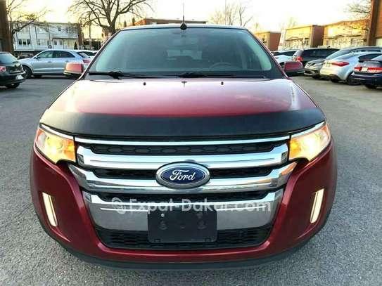 Ford Edge 2014 image 8