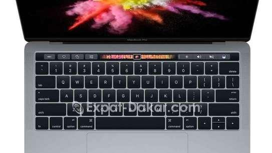 Macbook Pro touchbar core i7 2017 image 1