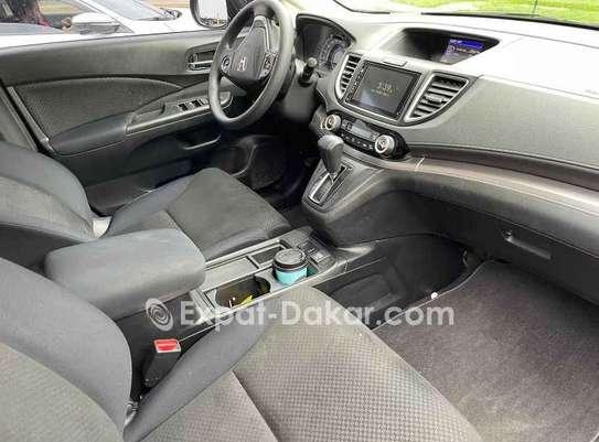Honda Cr-v 2015 image 6