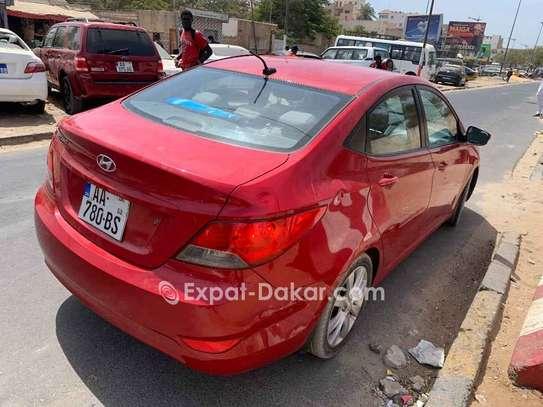 Hyundai Accent 2012 image 2