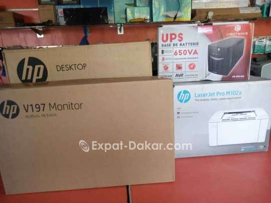 HP - Hewlett Packard 2.9 Ghz image 3