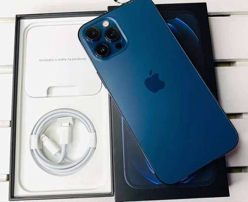 iPhone 12 Pro Max neuf 256go image 4