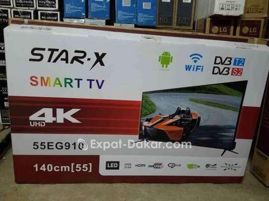 TV Star X - Ecran 55'' - 4k image 1