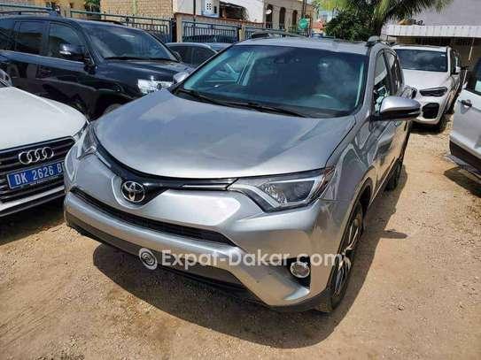 Toyota Rav 4 2018 image 1