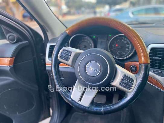 Jeep Grand Cherokee 2012 image 2