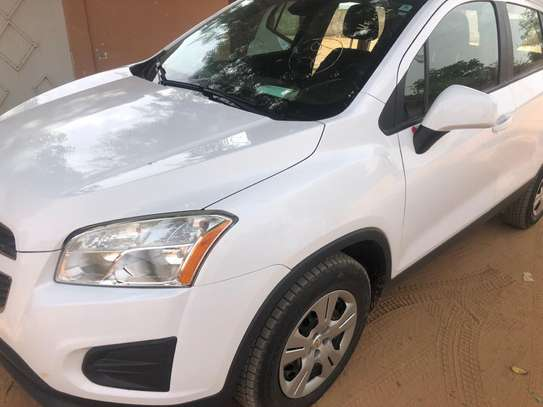 Chevrolet Trax 2015 image 1