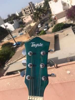 Guitare acoustique Tayste image 4