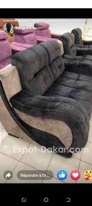 Fauteuil en din cuir bonne qualité image 6