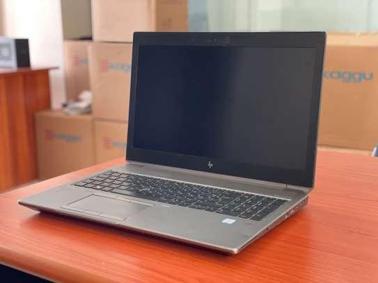 "HP Z Book Core i7 - Ecran 15"" - SSD 512 image 4"