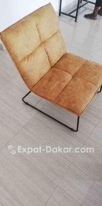 2 fauteuils cuir image 1