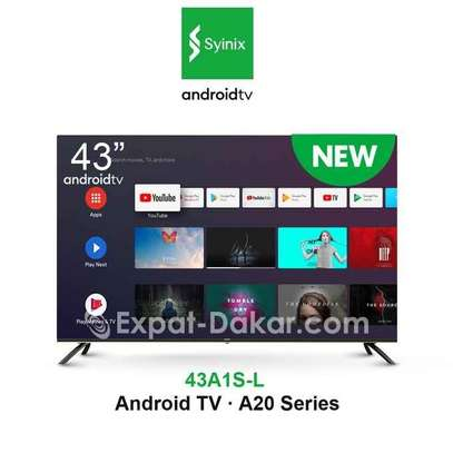 "TV Autre - Ecran SMART 43""(108CM) SYINIX ANDROID'' - 1080 image 1"