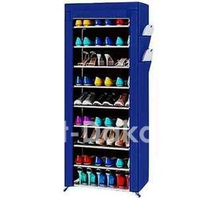 Armoire à Chaussures 27 Paires image 1