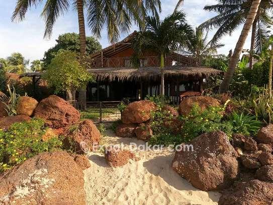 Villa 5 chambres sur la plage de Saly image 1