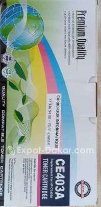 Cartouche compatible hp 507a ce400a image 2