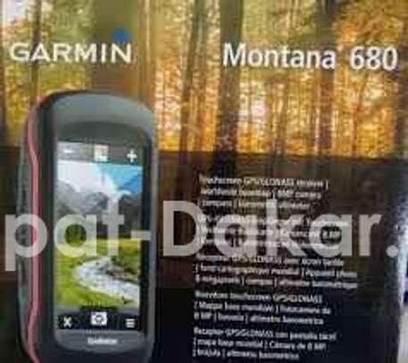 GARMIN MONTANA 680 GPS À VENDRE image 2