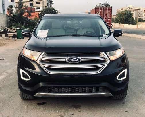 Ford edge titanium image 2
