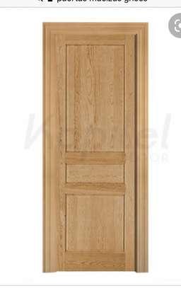 Portes en bois massif image 4