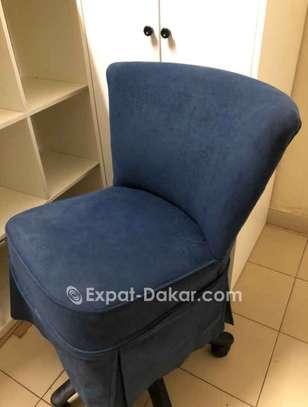 Fauteuil de bureau très confortable pour chambre image 1