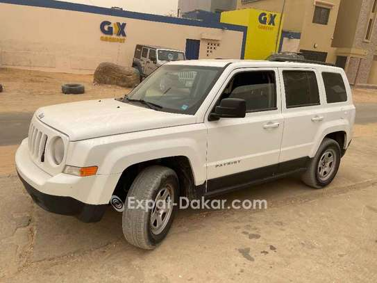 Jeep Patriot 2012 image 4