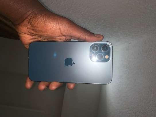 Iphone 12 pro max bleu 128GB image 3