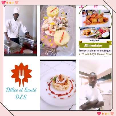 D.E.S Délice Et Santé ( cabinet de cuisiniers diététiques) image 2