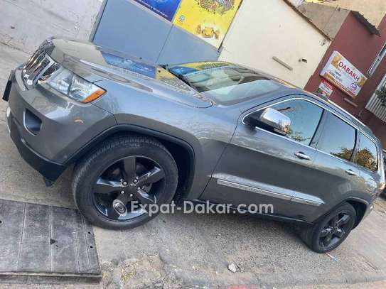 Jeep Grand Cherokee 2012 image 3