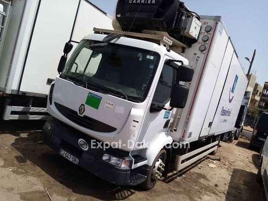 Vente et location camion frigorifique et ensemble image 1