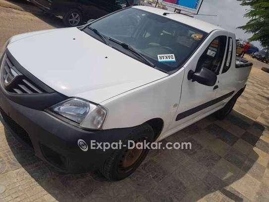 Dacia Logan pickup image 1