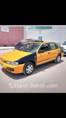 Taxi Nissan primera papier complète image 2
