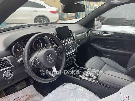Mercedes-Benz Classe GLE 2018 image 6