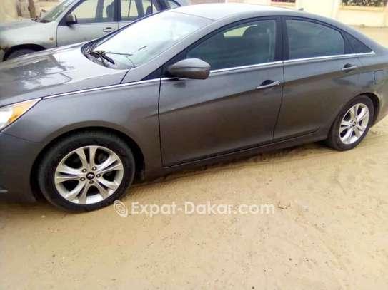 Hyundai Sonata 2012 image 2