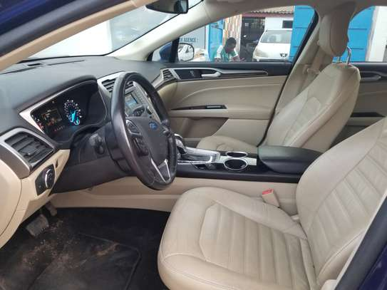 Ford fusion image 3