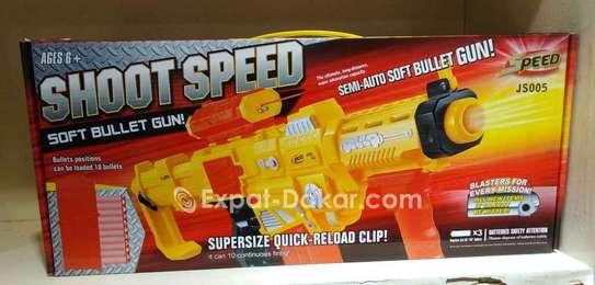 Pistolet mousse ou bulle 3 image 1
