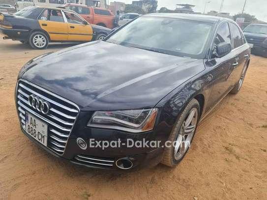 Audi A8 2014 image 2