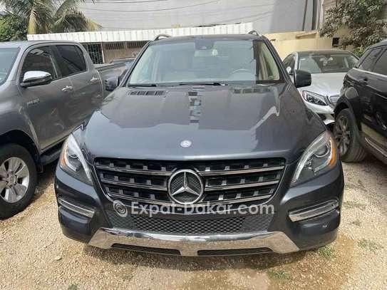 Mercedes-Benz ML 350 2015 image 2