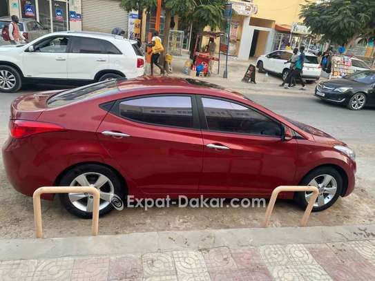 Hyundai Avante 2013 image 3