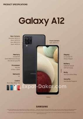 Samsung Galaxy A12 image 1