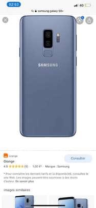 Samsung galaxy S9+plus image 3