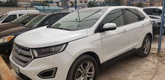 Ford Edge 4 cylindres image 2
