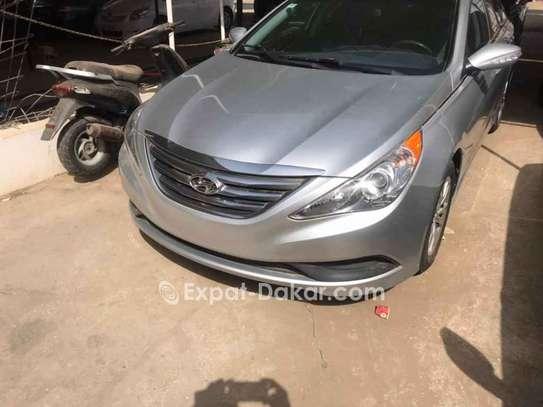 Hyundai Sonata 2014 image 3