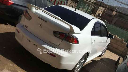 Mitsubishi Lancer 2012 image 1