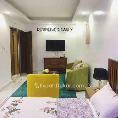 Appartement meublé à louer à Cité Keur gorgui image 2