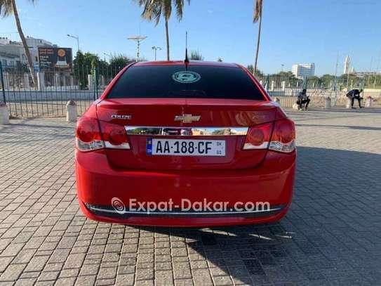 Chevrolet Cruze 2012 image 5