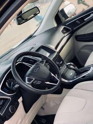 Ford Edge titanium 2016 image 13