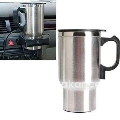 Bouilloire électrique de voiture tasse a café image 4