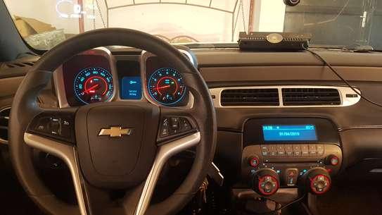 Chevrolet Camaro 2013 image 9